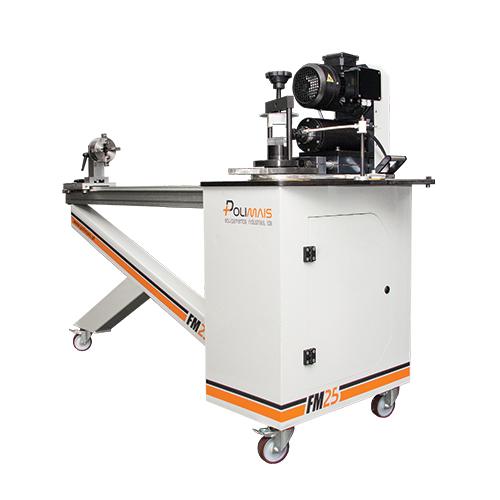Polimais - Máquinas de Furação Inclinada - FM25